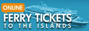 Ferry Tickets to the Islands