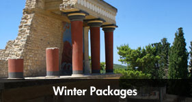 Winter Packages in Greece