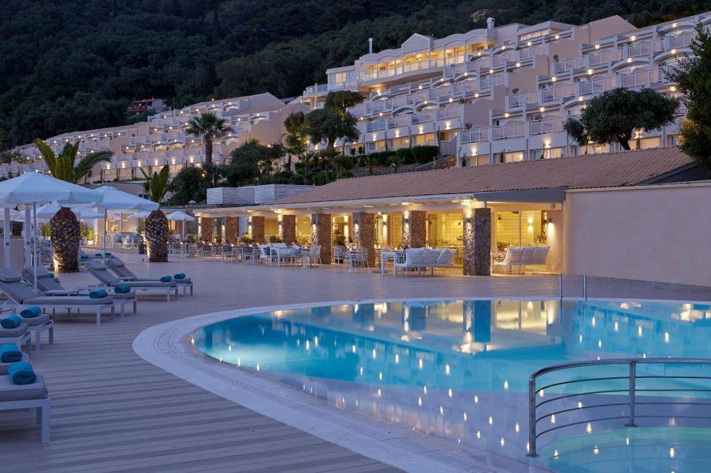 Aquis Pelekas Beach Hotel Corfu