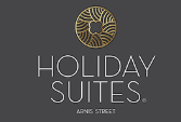 Holiday Suites logo