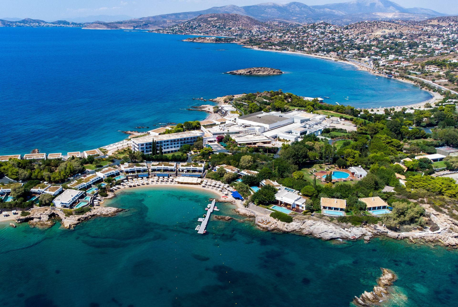 Accommodation and hotels in Athens