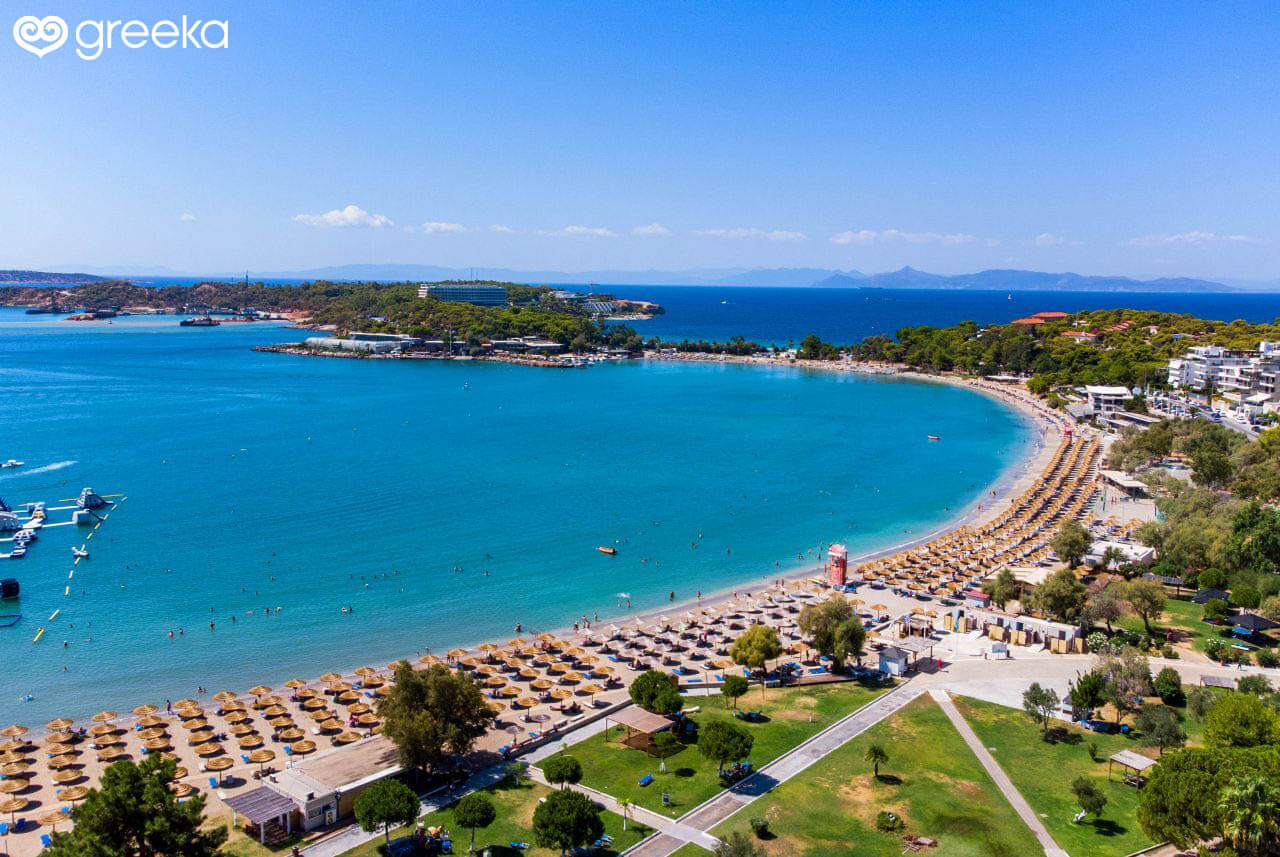 Best 20 Beaches in Athens, Greece - Greeka com