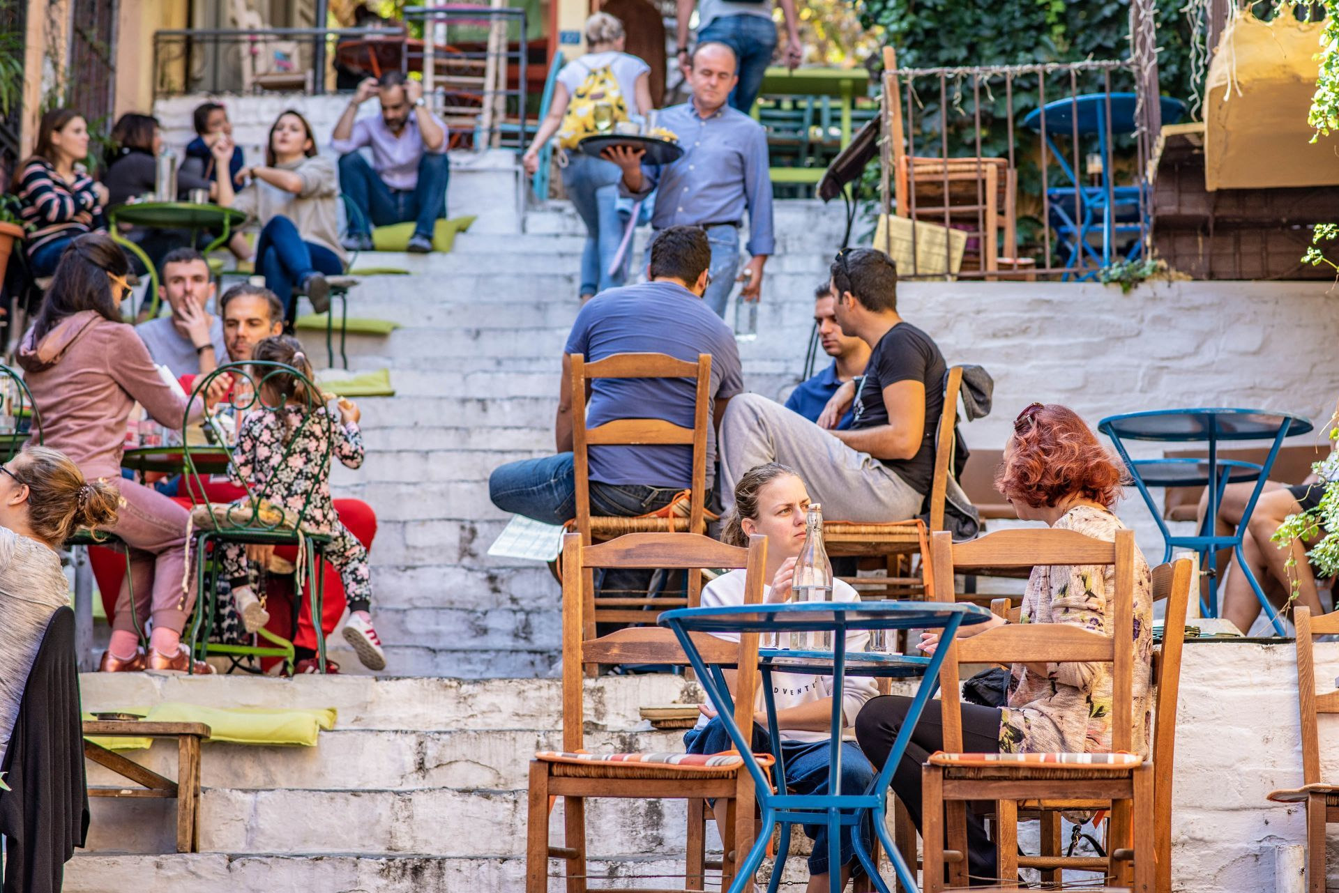 Cafes in Athens