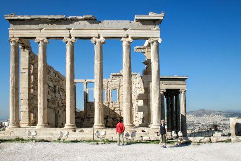Columns of the Erechtheion