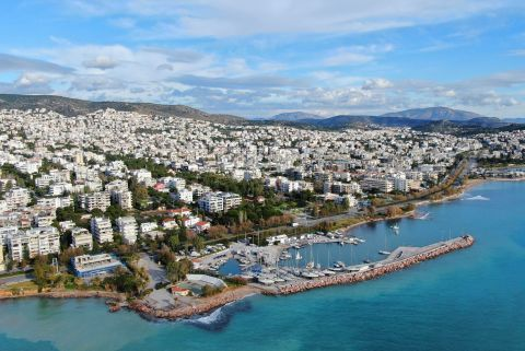 Athens riviera.