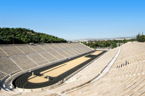 The Panathenaic Stadium (Kallimarmaro)