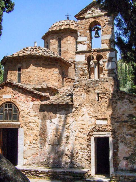 Kaisariani Monastery.