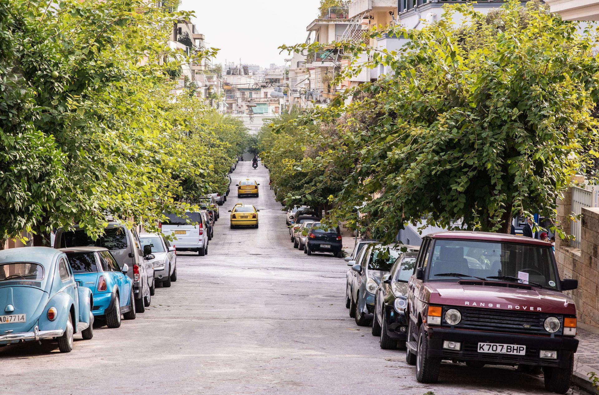 Athens: Koukaki