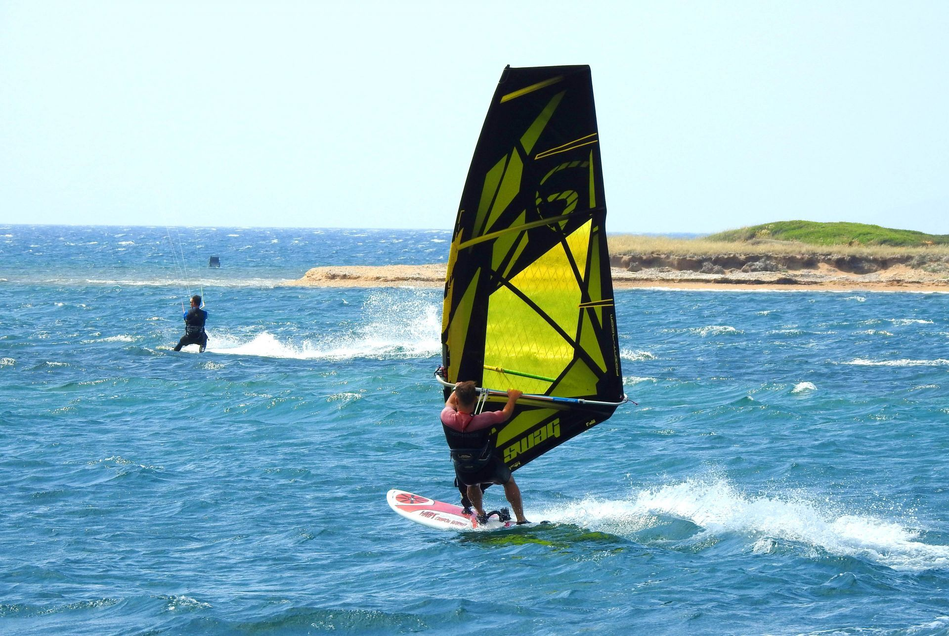Windsurfing in Athens: Discover the best places - Greeka com