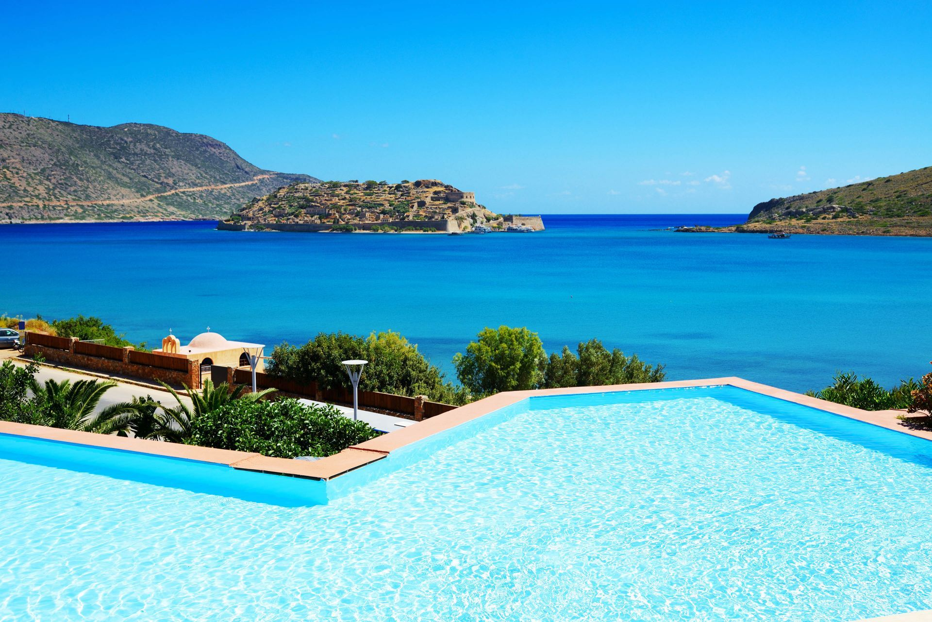 Accommodation and hotels in Crete