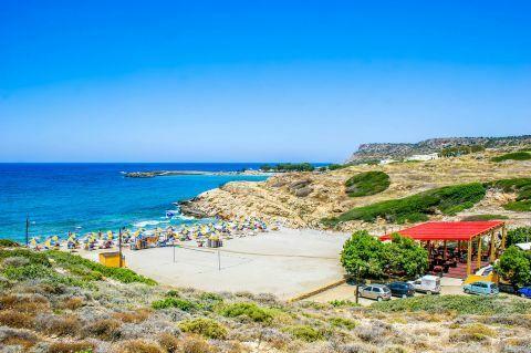 Sissi beach