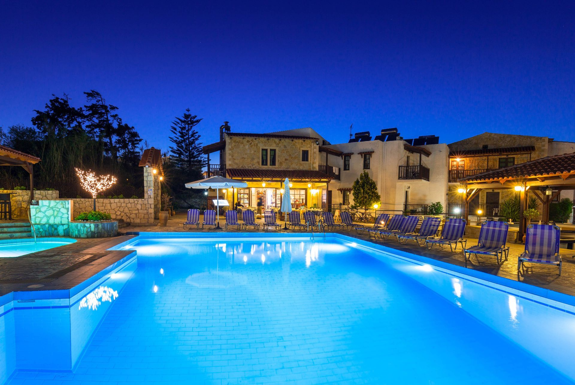Accommodation and hotels in Chania