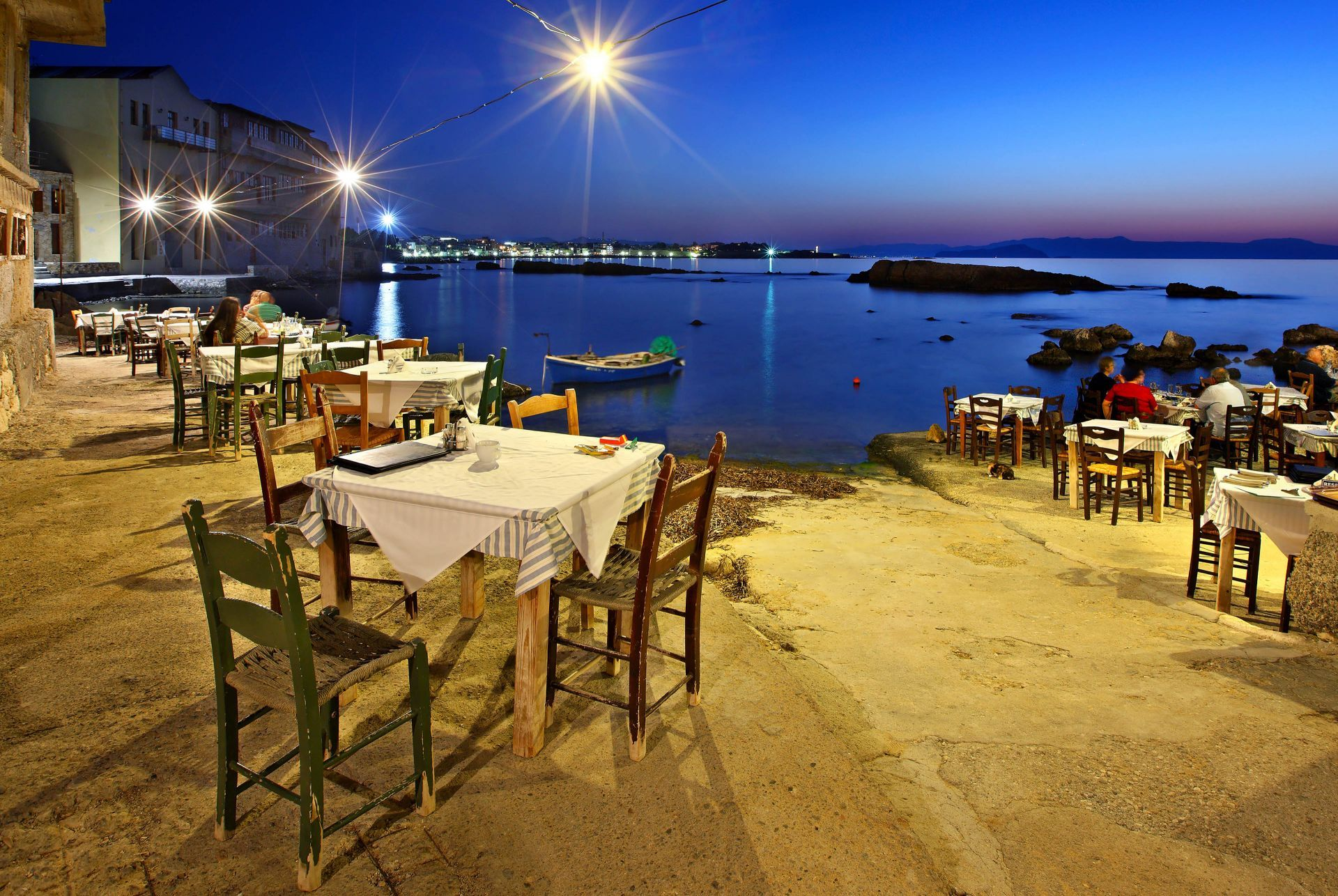Places to eat and drink in Chania