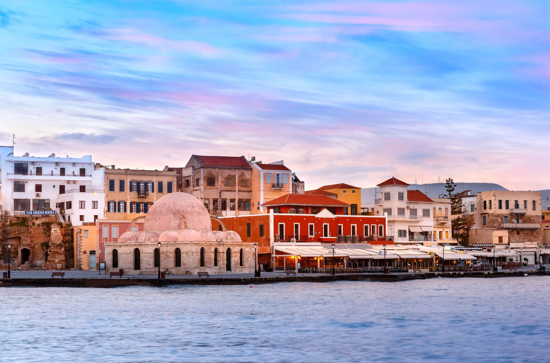 Chania: Town