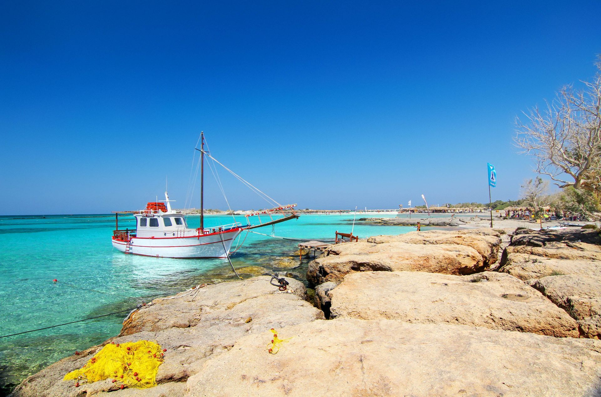 Chania: Elafonisi Beach