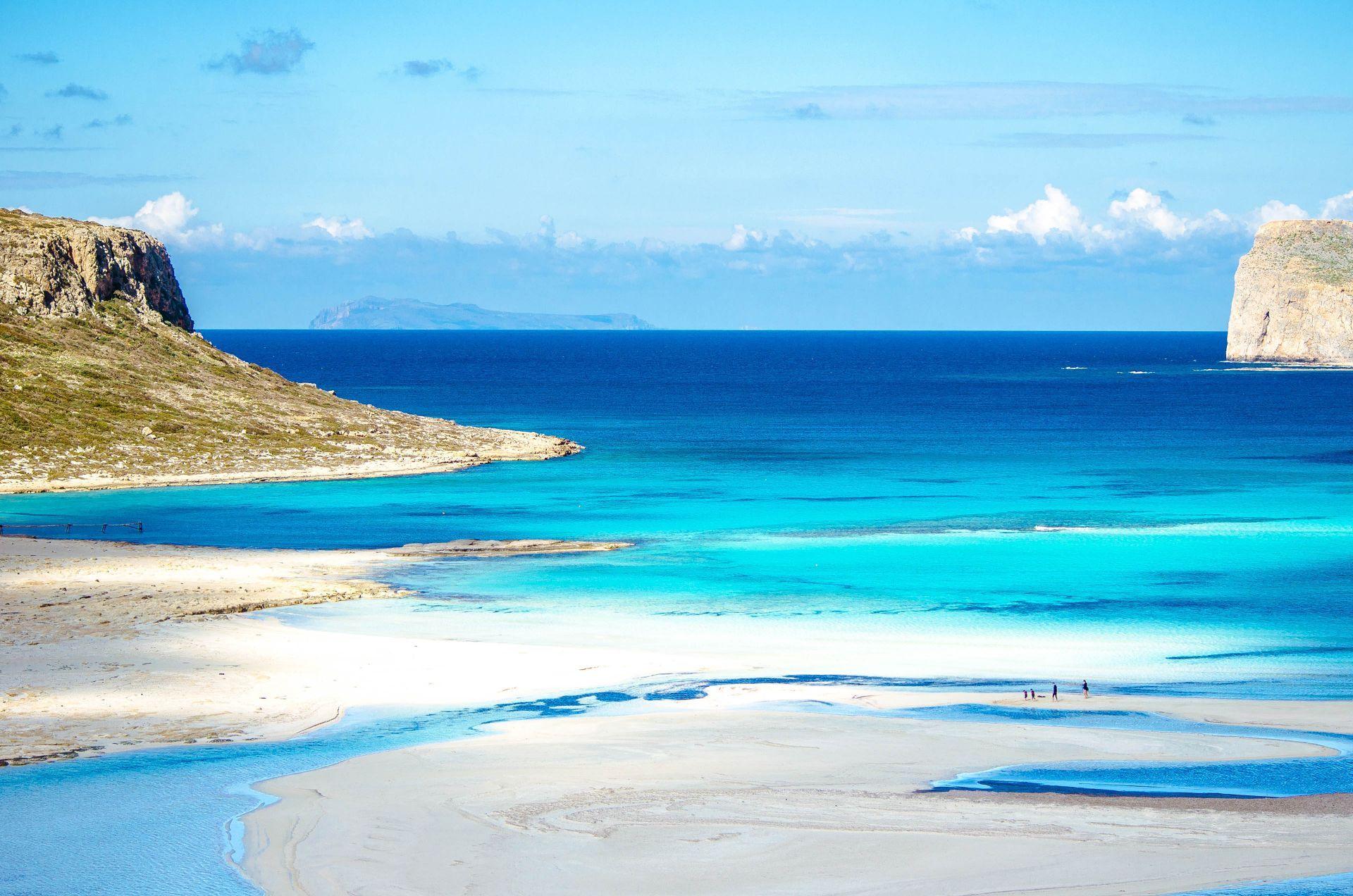 Chania: Balos Beach