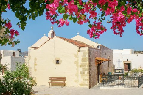 Odigitria Monastery. Heraklion, Crete.