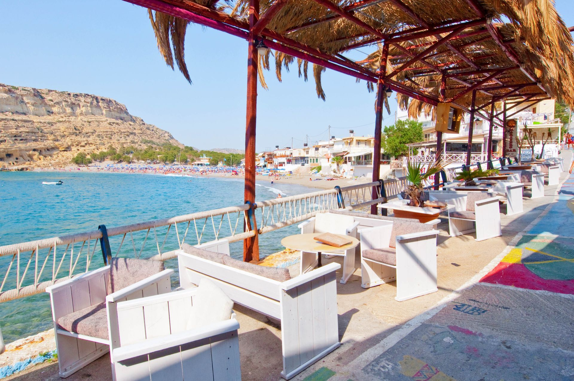 Cafes in Heraklion