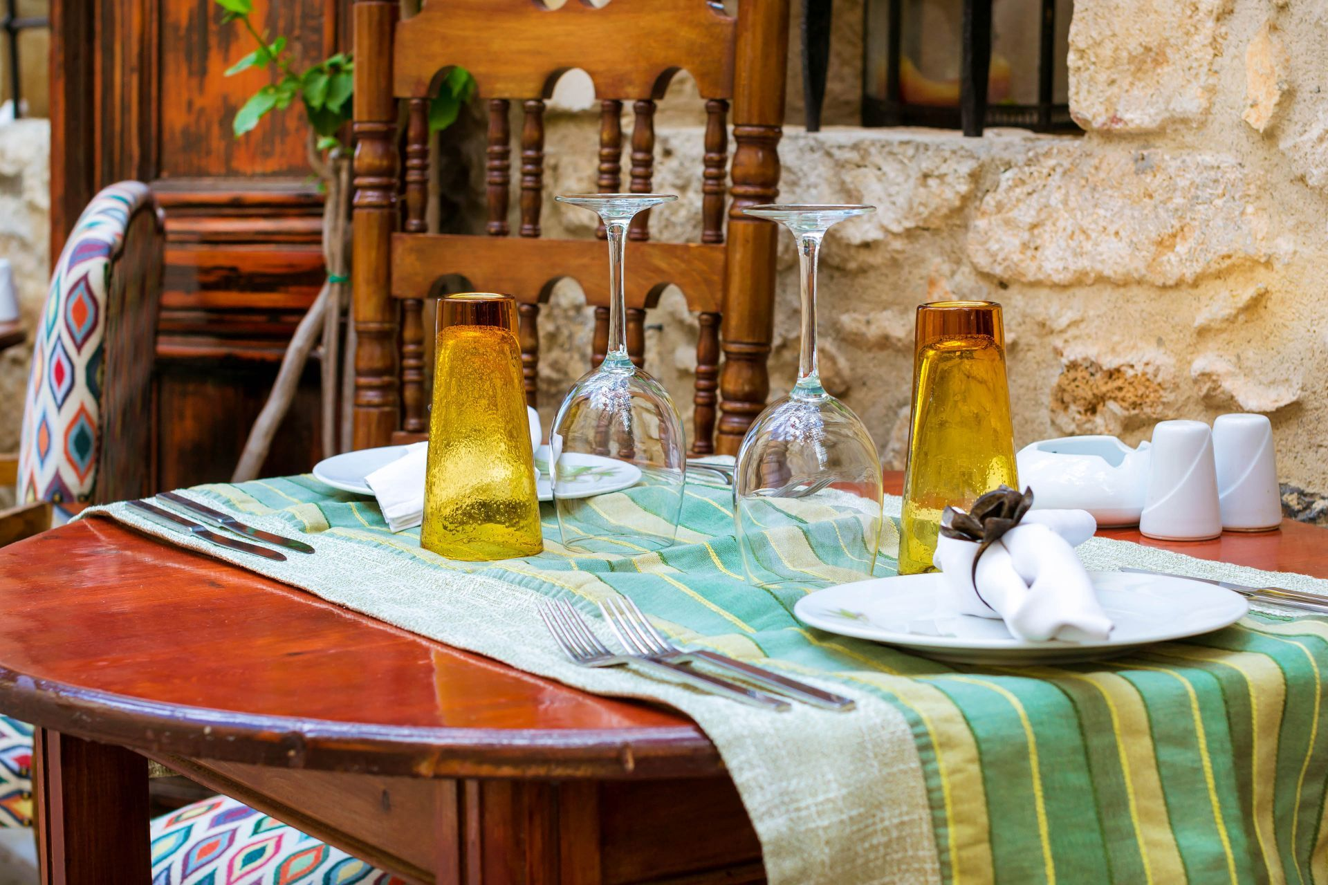 Restaurants in Heraklion