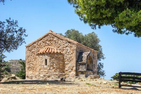 Agia Triada Monastery.