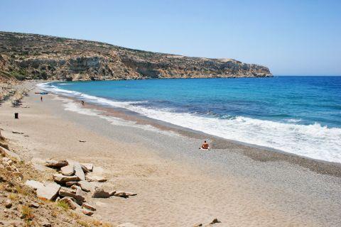 Komos beach.