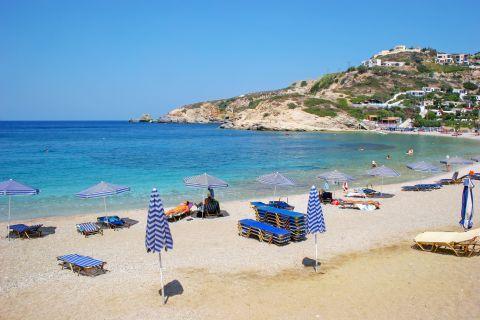 Ligaria beach.