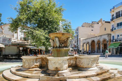 Venizelos square