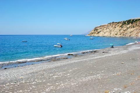 Psari Forada beach.