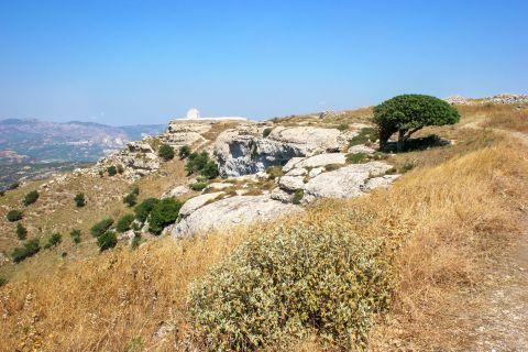 Pure Nature. Ancient Rizinia, Heraklion.