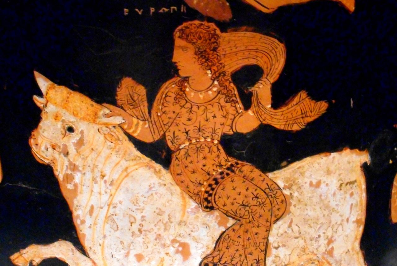 Image result for greek myth paintings ceramic