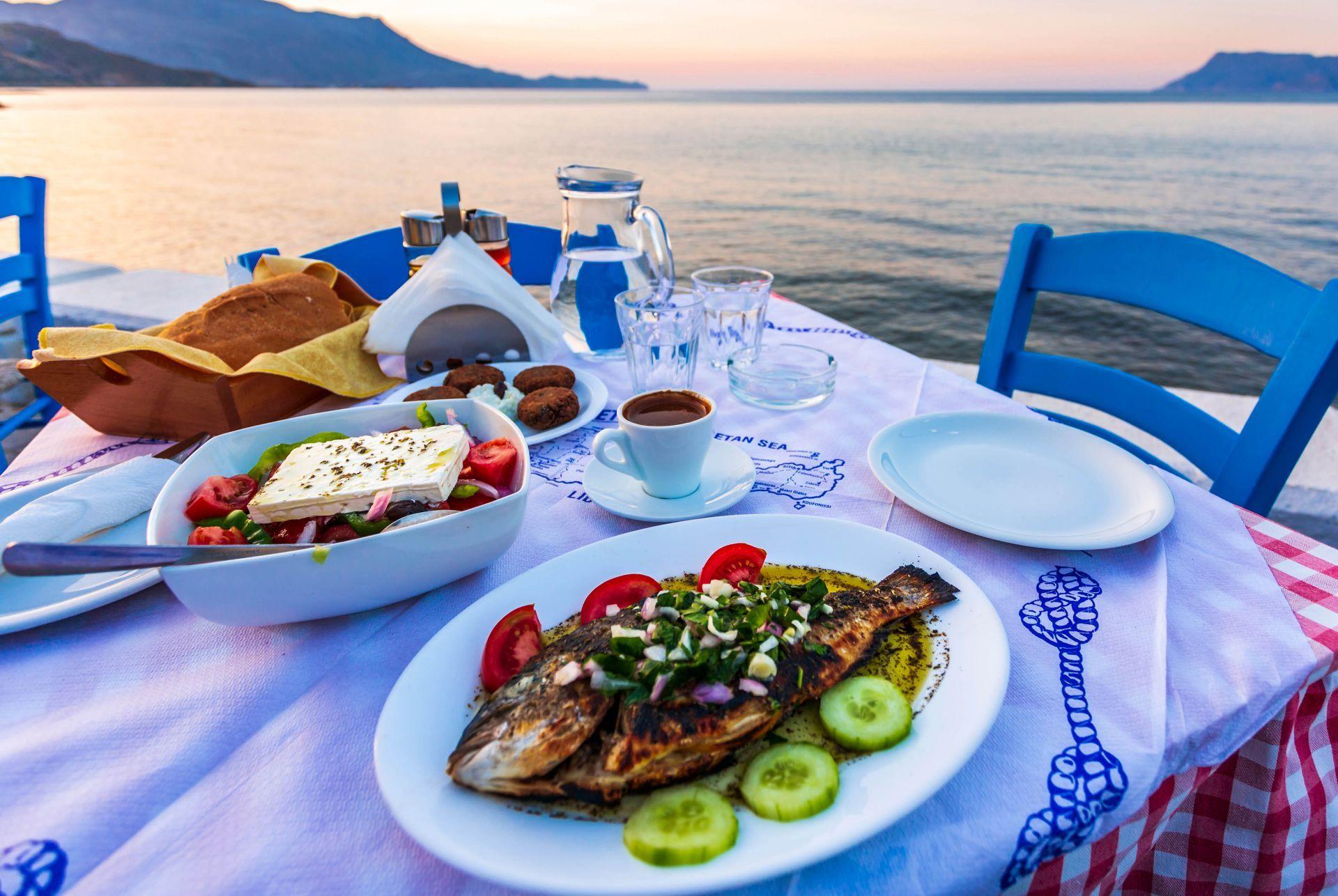 Restaurants in Lassithi