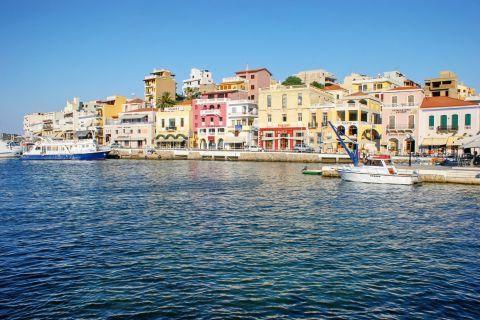 View of Agios Nikolaos