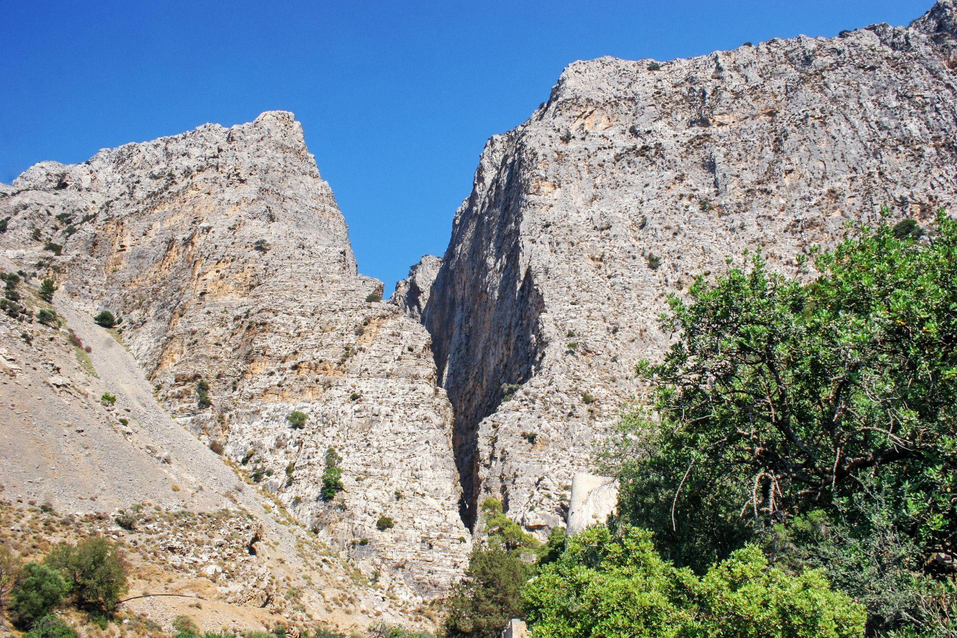 Lassithi: Gorges of Ha