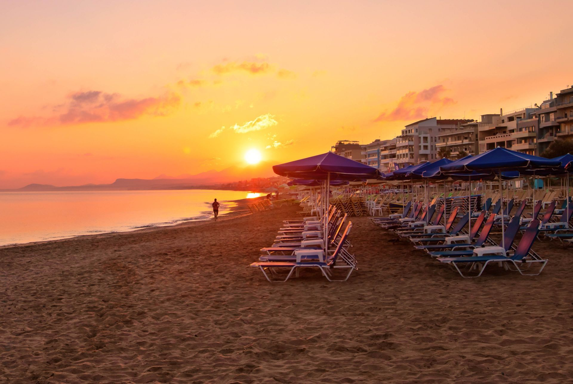 Accommodation and hotels in Rethymno