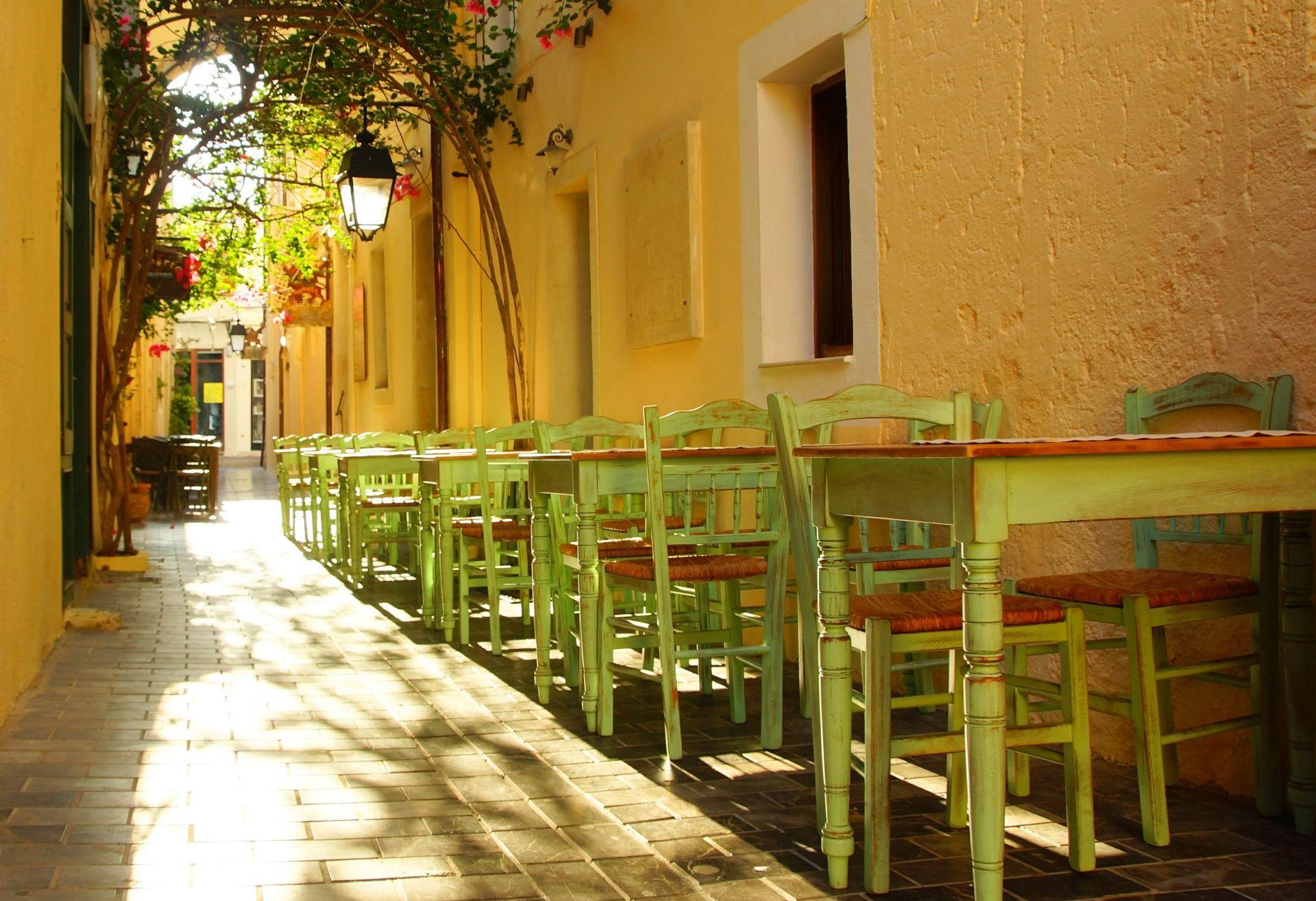 Restaurants in Rethymno
