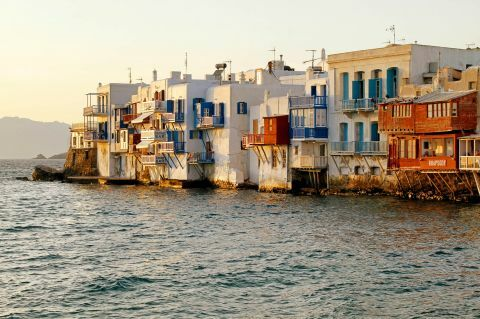 Cyclades Things to See & Do