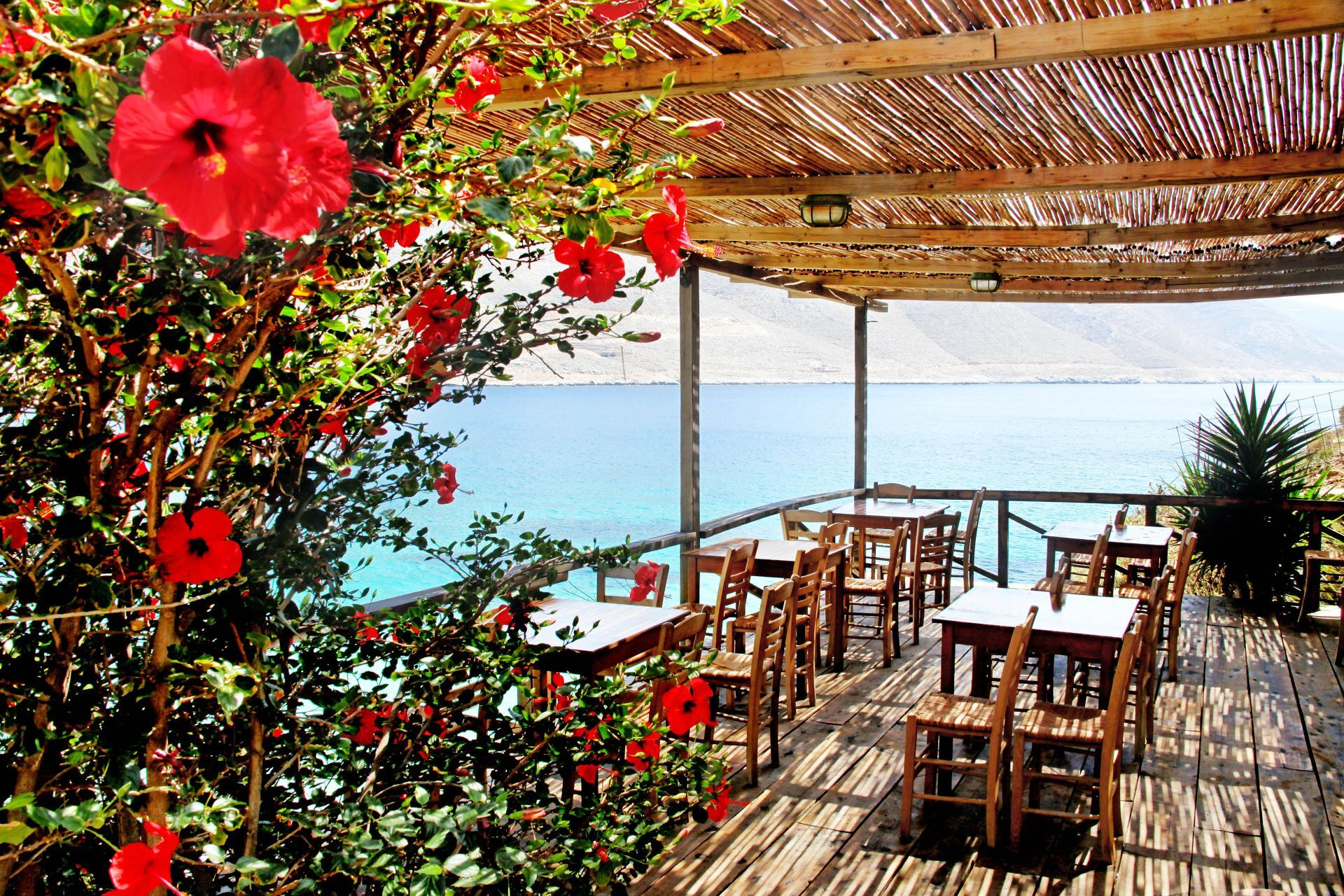 Places to eat and drink in Amorgos