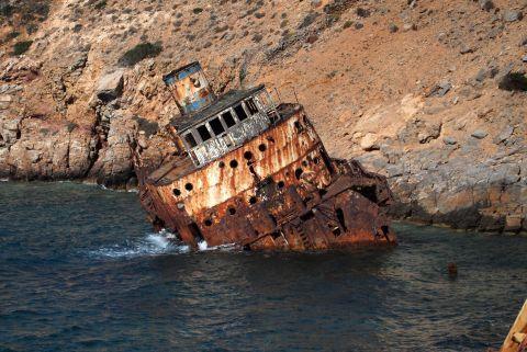 Shipwreck Olympia