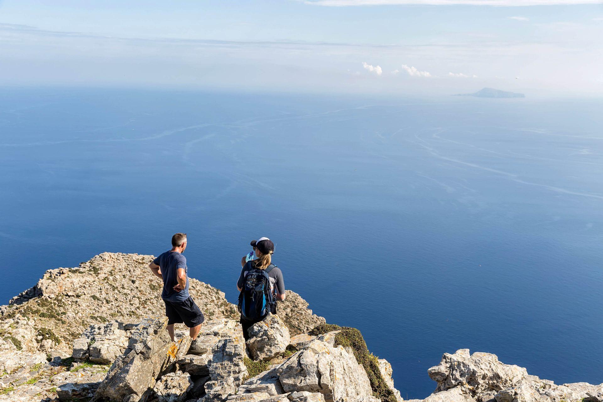 Sport activities in Amorgos