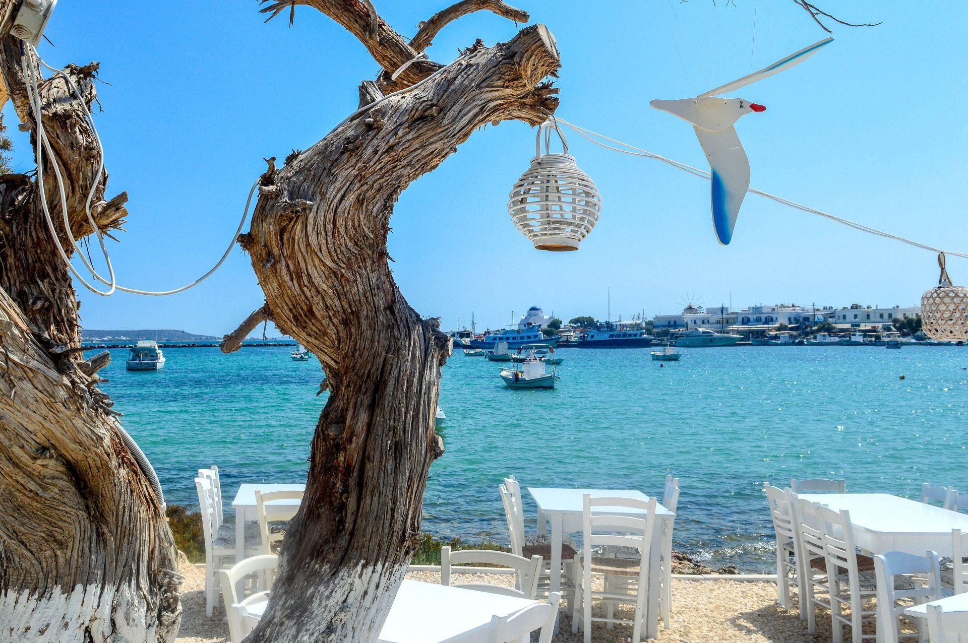 Restaurants in Antiparos