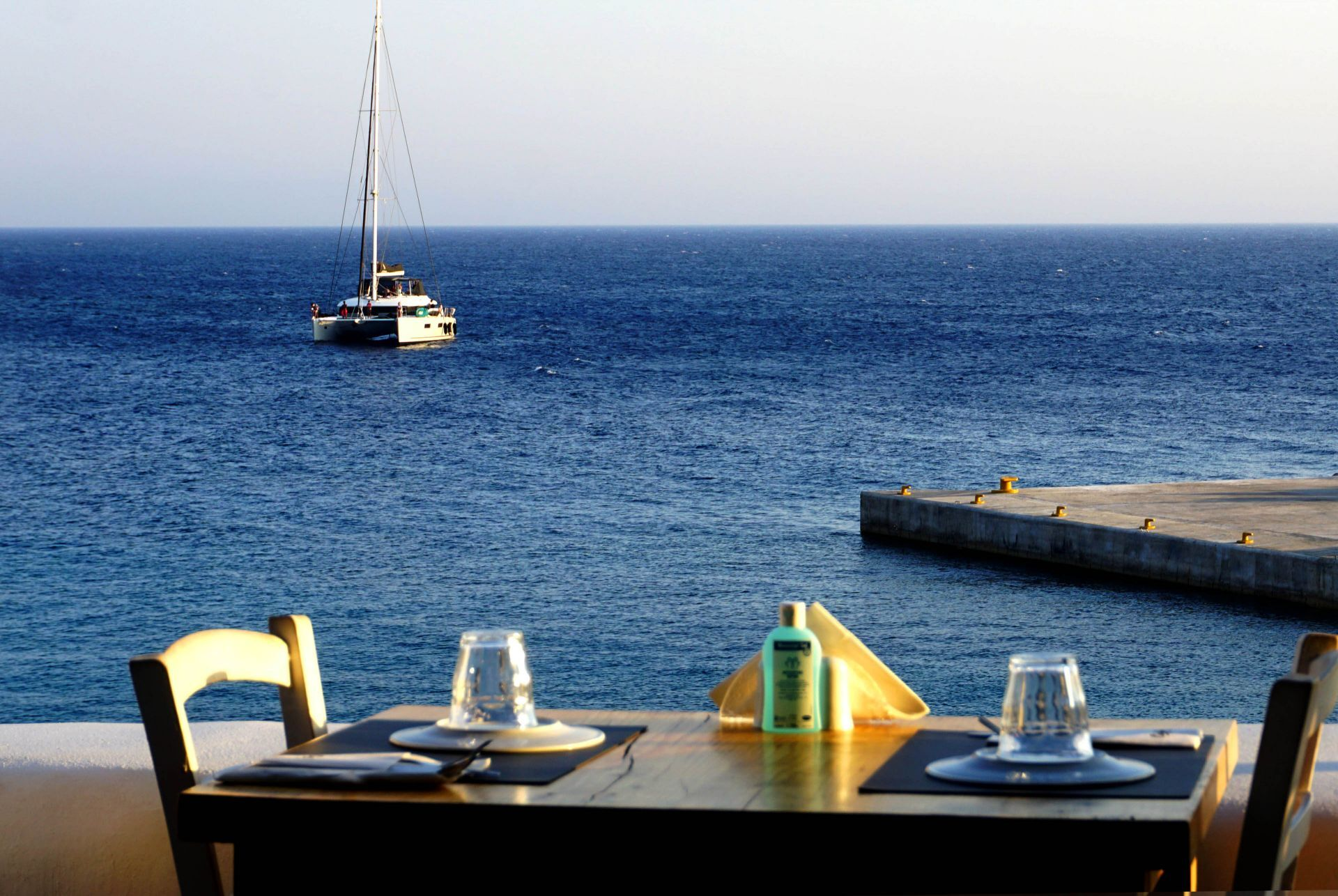 Restaurants in Donoussa