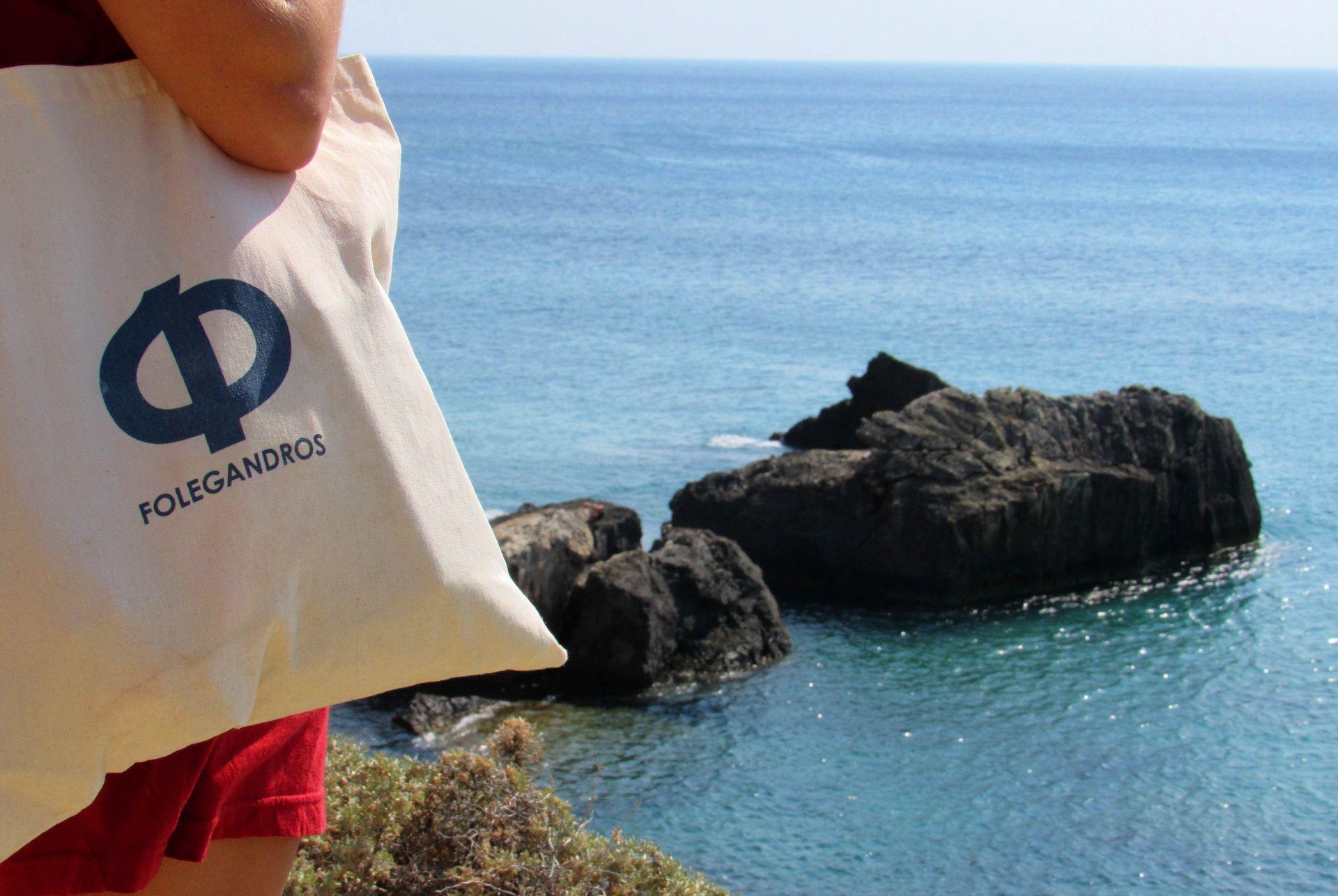 Shopping in Folegandros