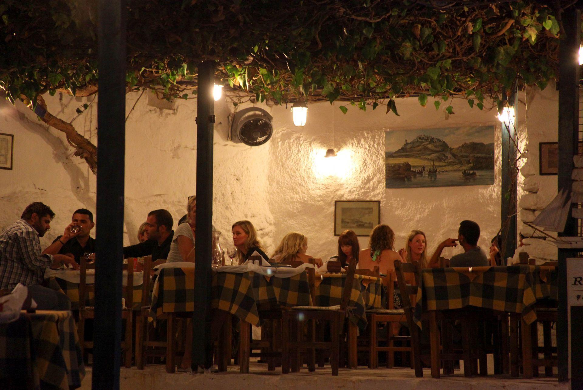 Restaurants in Ios