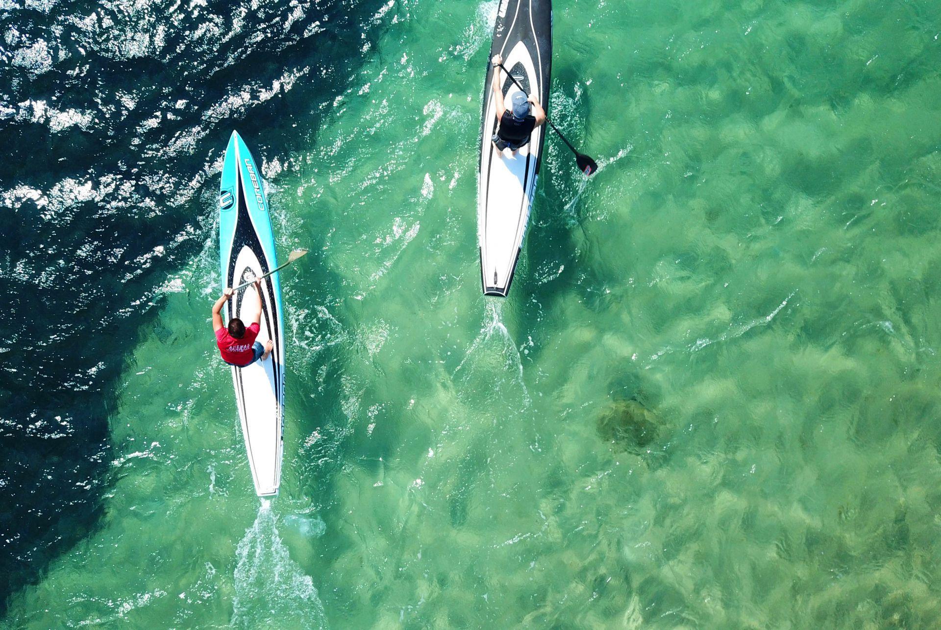 Sport activities in Kea