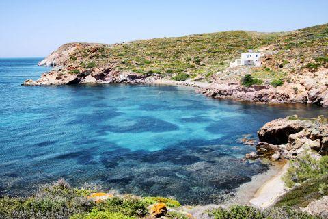 Wonderful blue waters