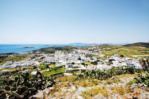 Panoramic view of Chorio