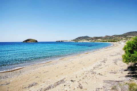 Dekas beach.