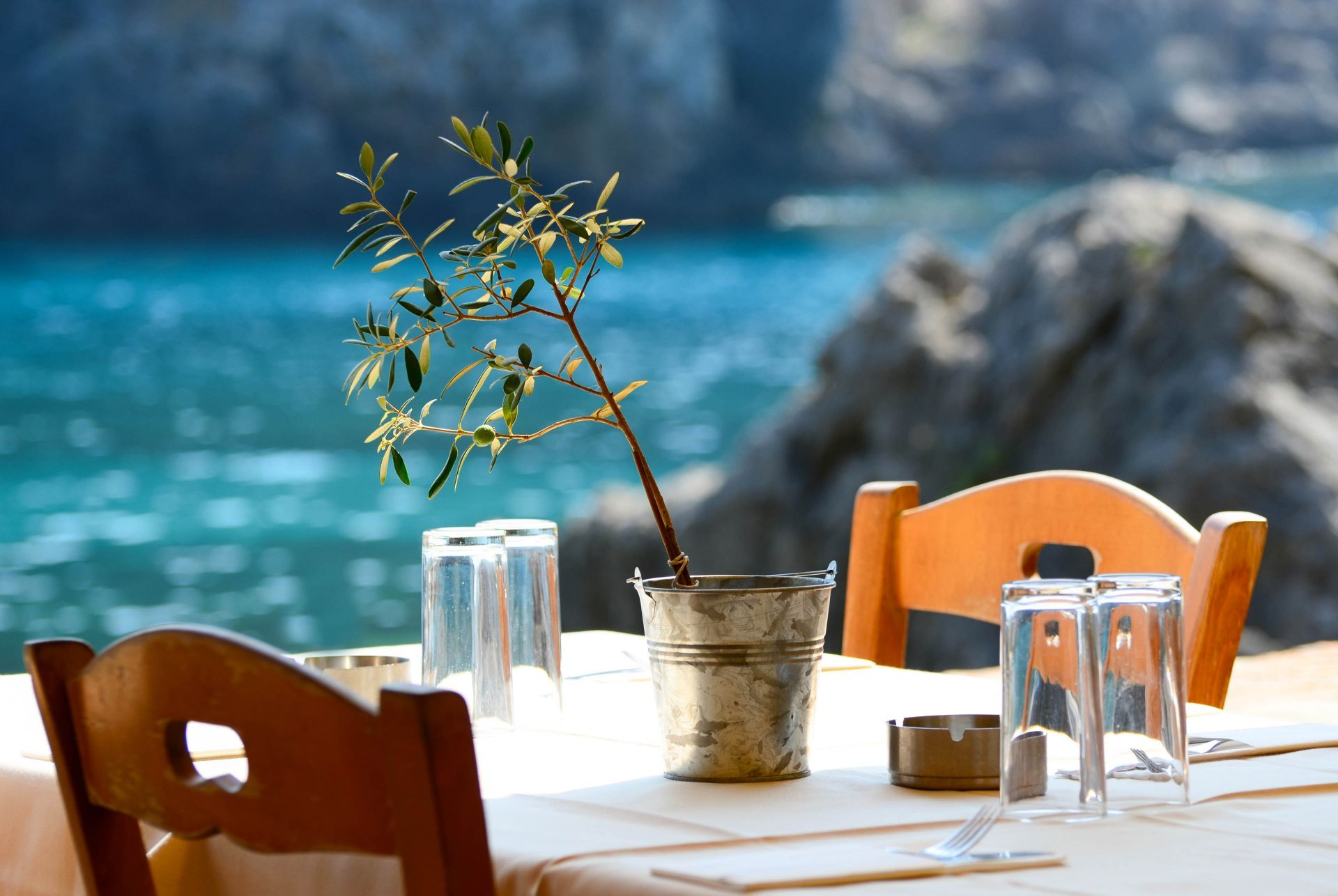 Places to eat and drink in Koufonisia