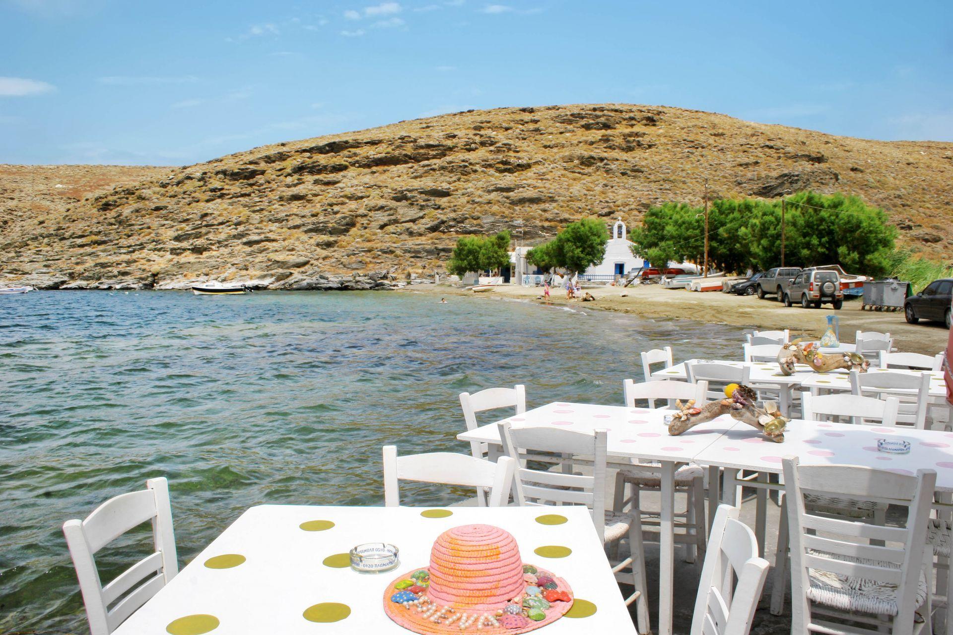 Restaurants in Kythnos