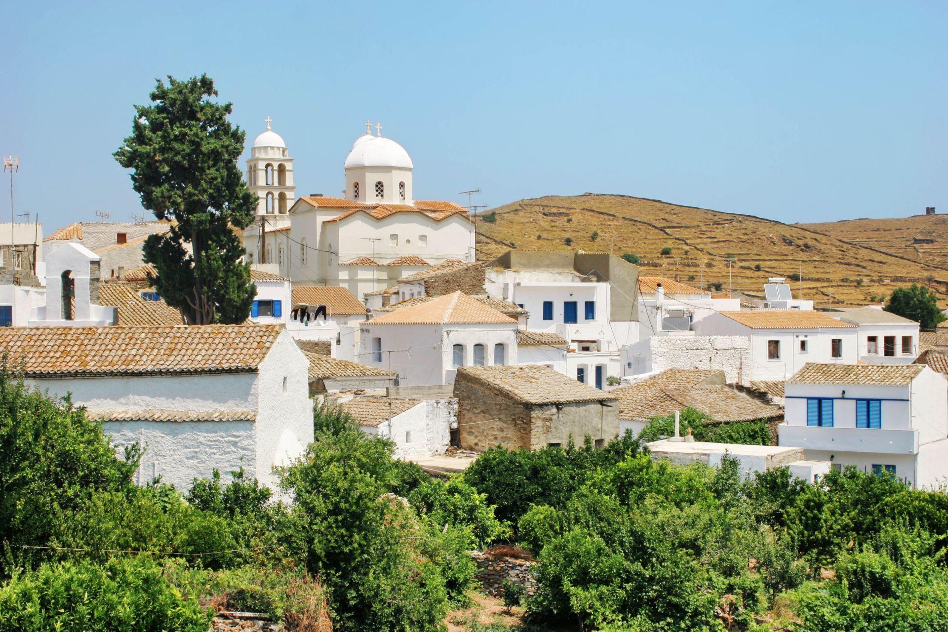 Kythnos island: Driopida